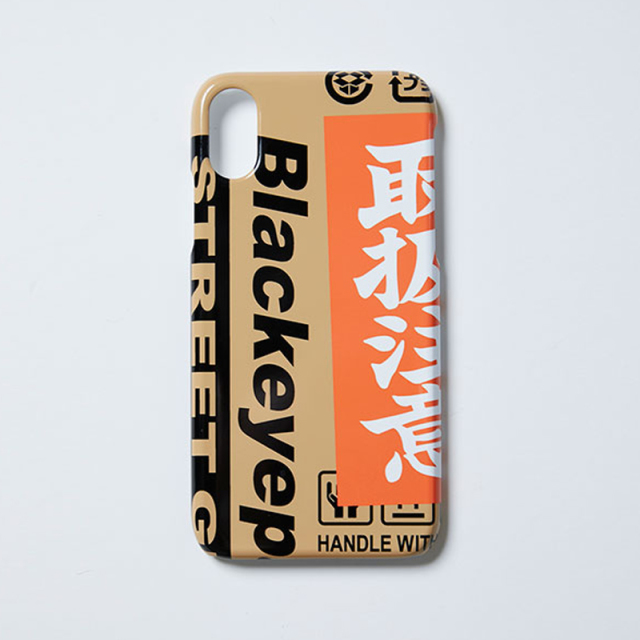 "BlackEyePatch ブラックアイパッチ 2019AW IPHONE CASE ""BOX"""