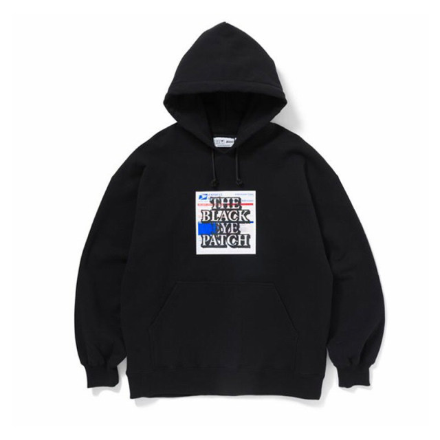 BlackEyePatch ブラックアイパッチ 2020SS AS LABEL HOODIE