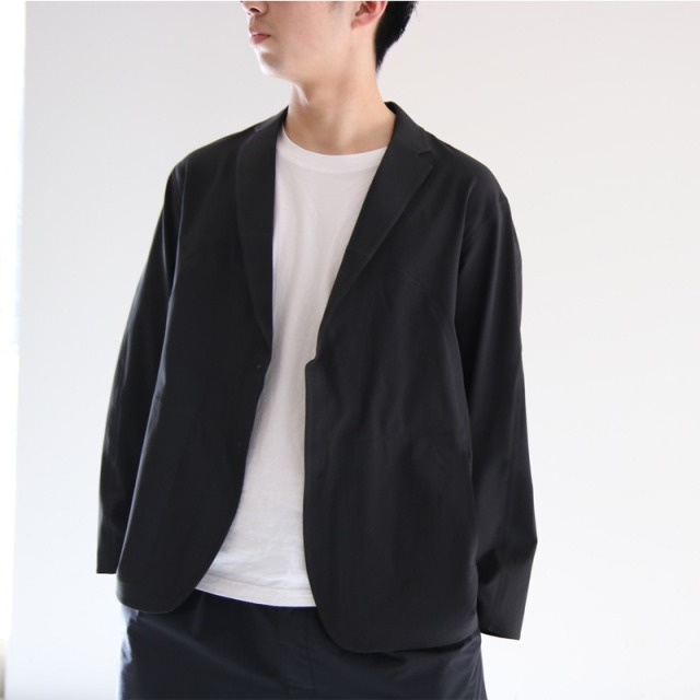 SOLOTEX STRETCHED LAPEL JACKET