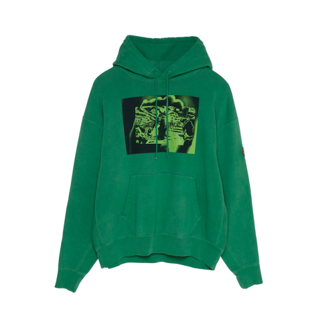 CE シーイー TUT CARD HEAVY HOODY