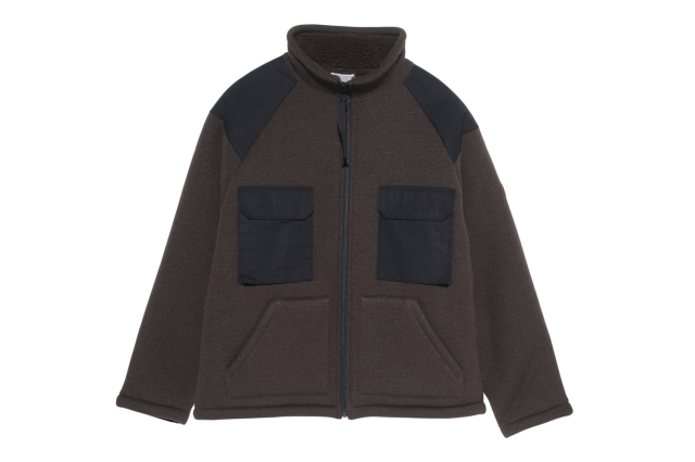 CE シーイー BOA FLEECE ZIP UP
