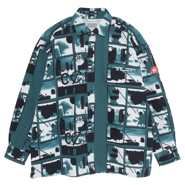 CE シーイー CARD 3 BIG SHIRT