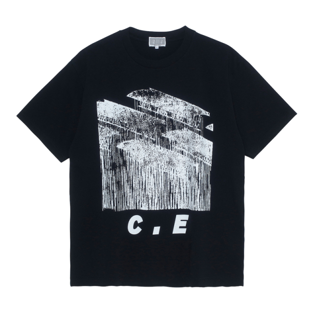 CE シーイー STAMPED C.E T