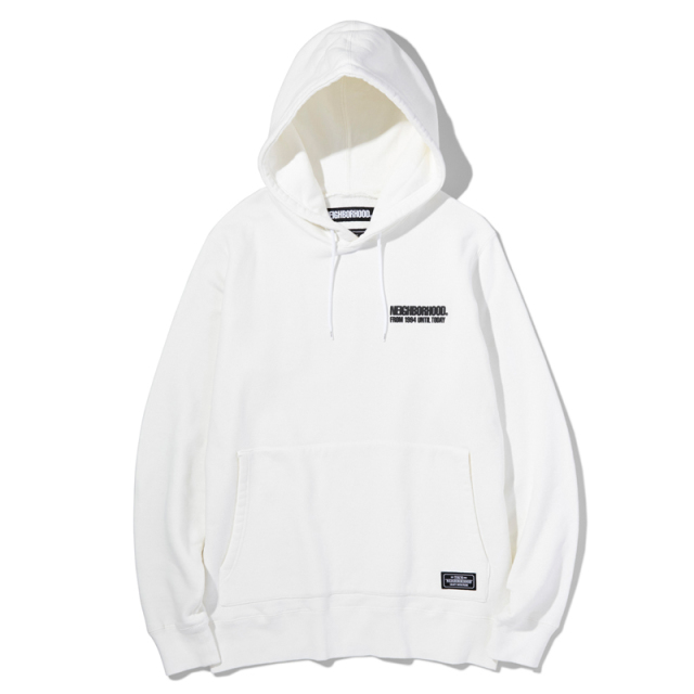 NEIGHBORHOOD  2019SS CLASSIC-S /C-HOODED.LS