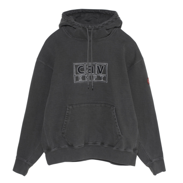 CE シーイー cav BOX HEAVY HOODY