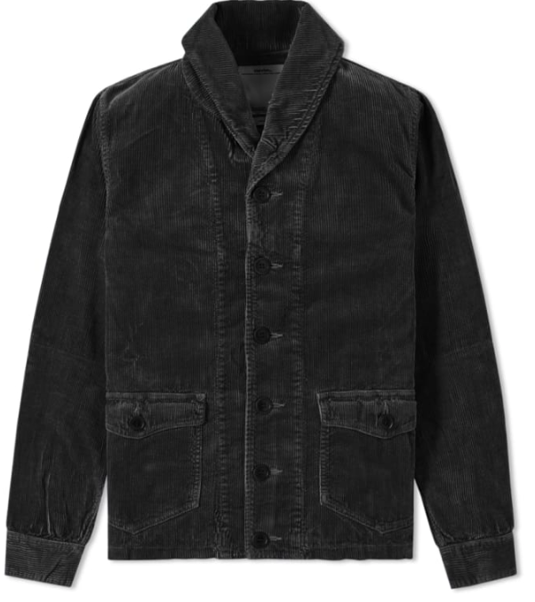 visvim ビズビム 2016AW KOBUK SHAWL COLLAR JACKET