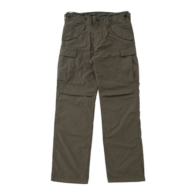 visvim ビズビム 2019SS EIGER SANCTION PANTS