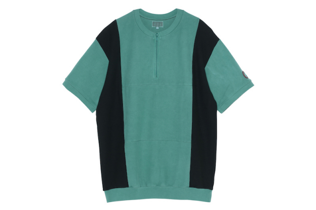 CE シーイー OWN AND CONTROL HALF ZIP T