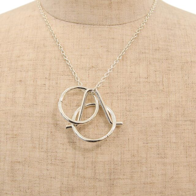 【kudos/クードス】  KOTA OKUDA X KUDOS NECKLACE THIN CHAIN