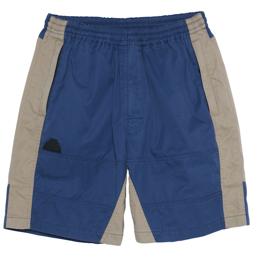 CE シーイー COTTON WARM UP SHORTS