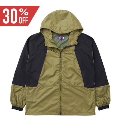 THE NORTH FACE PURPLE LABEL ノースフェイス パープルレーベル Mountain Wind Parka