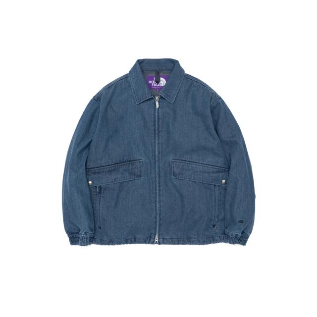 THE NORTH FACE PURPLE LABEL ノースフェイス パープルレーベル Denim Field Jacket