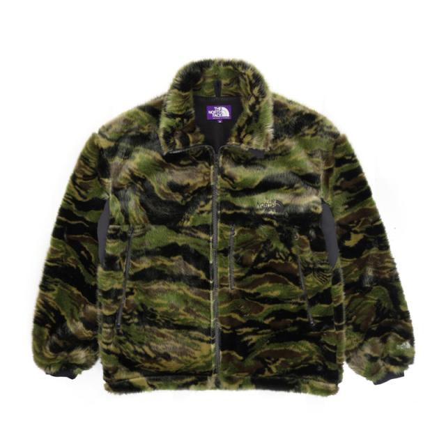 THE NORTH FACE PURPLE LABEL ノースフェイス パープルレーベル Camouflage Fur Field Jacket