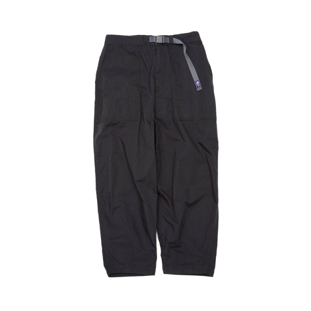 THE NORTH FACE PURPLE LABEL ノースフェイス パープルレーベル Ripstop Wide Cropped Pants