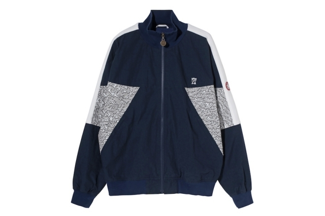 CE シーイー TRAINING JACKET #4 NAVY