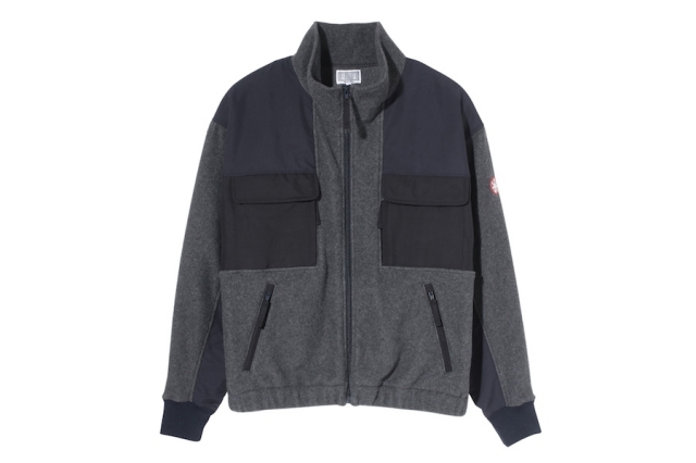 CE シーイー FLEECE ZIP UP