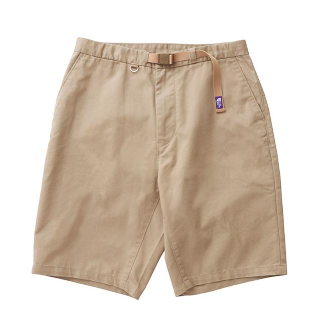 THE NORTH FACE PURPLE LABEL ノースフェイス パープルレーベル Stretch Twill Shorts