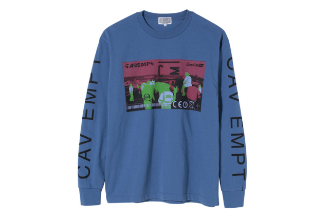 CE シーイー CE!X LONG SLEEVE T