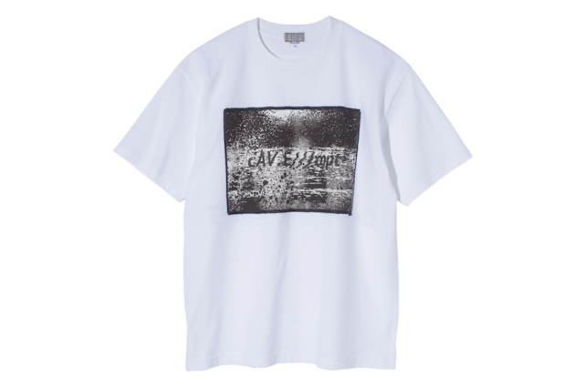 CE シーイー DISRUPTION T WHITE/BLACK