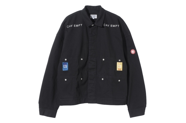 CE シーイー MULTI POCKET JACKET