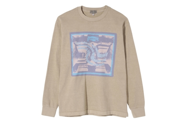 CE シーイー DISENCHANTMENT LONG SLEEVE T