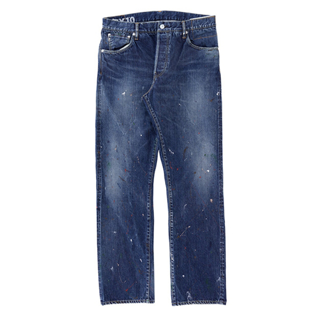 visvim ビズビム 2020SS  SOCIAL SCULPTURE DRY DENIM-10