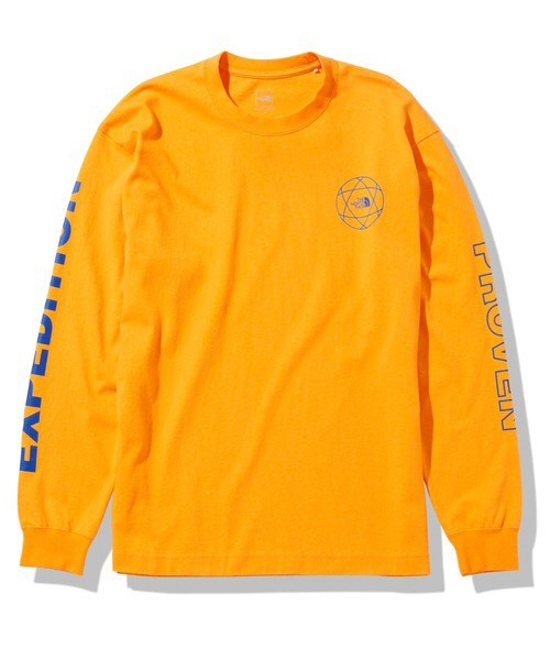 THE NORTH FACE ノースフェイス L/S Expedition System Tee