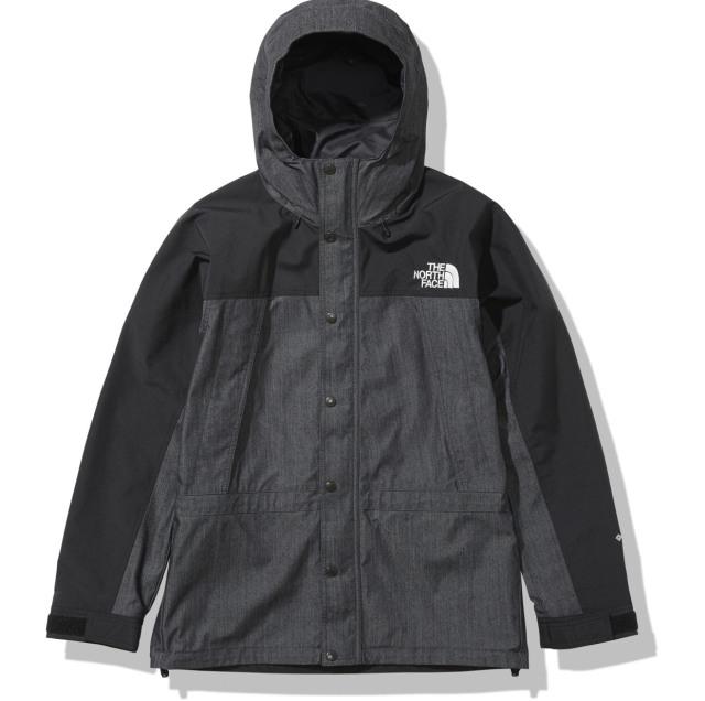 THE NORTH FACE ノースフェイス Mountain Light Denim Jacket マウンテンライトデニムジャケット(メンズ)