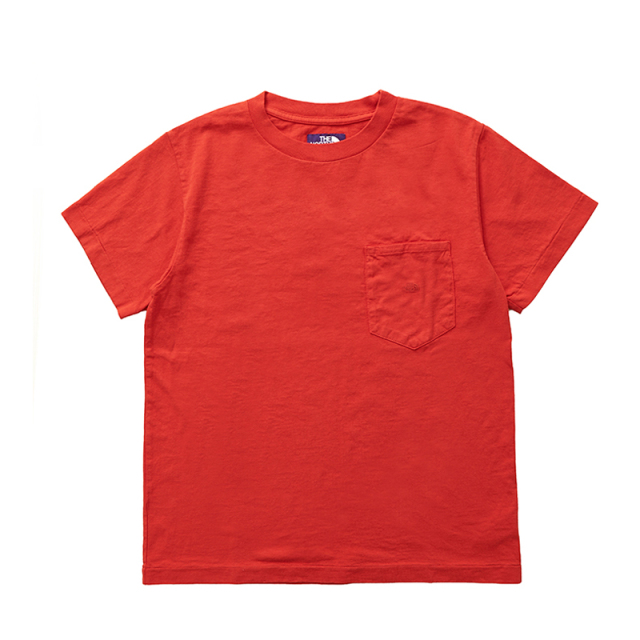 THE NORTH FACE PURPLE LABEL ノースフェイス パープルレーベル 7oz H/S Pocket Tee