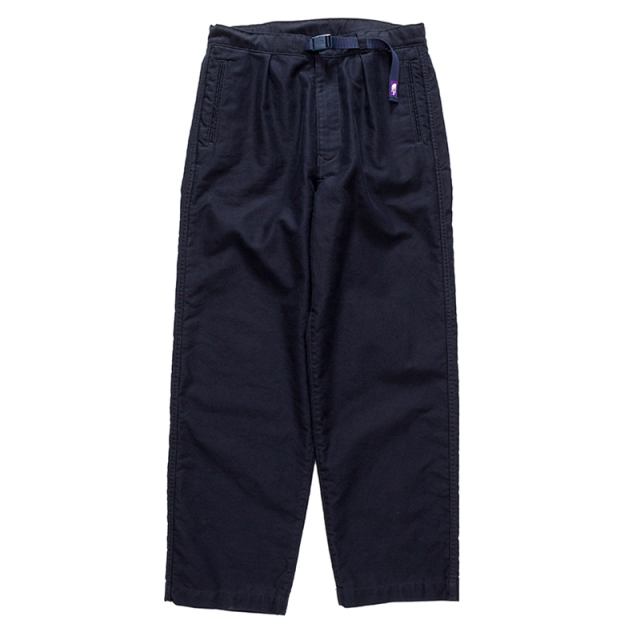 THE NORTH FACE PURPLE LABEL ノースフェイス パープルレーベル Cotton Moleskin Wide Pants