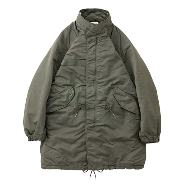 visvim ビズビム 2019AW SIX-FIVE FISHTAIL PARKA