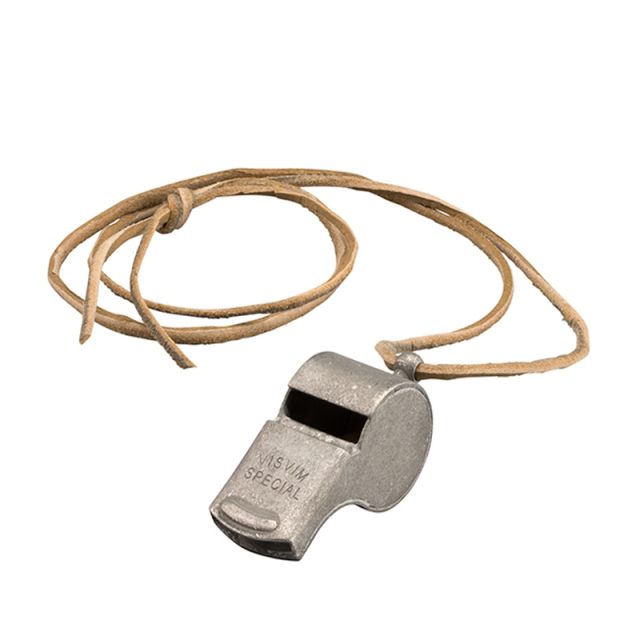 visvim ビズビム 2019SS LAW ENFORCEMENT WHISTLE