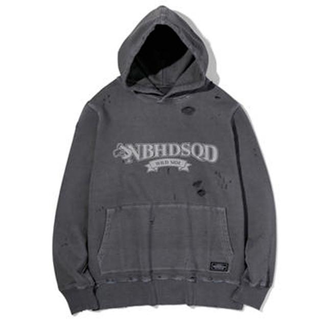 NEIGHBORHOOD  2019SS WILD SIDE / C-HOODED.LS