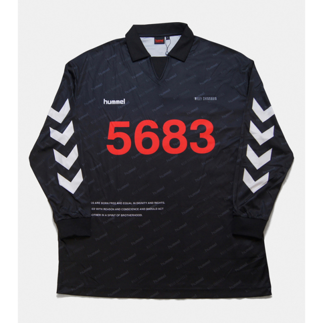 WILLY CHAVARRIA HUMMEL HML WILLY PLAYER JERSEY L/S