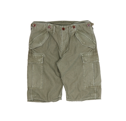 visvim ビズビム 2018AW EIGER SANCTION SHORTS