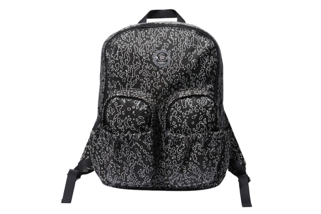 CE シーイー NOISE BACK PACK BLACK/PURPLE