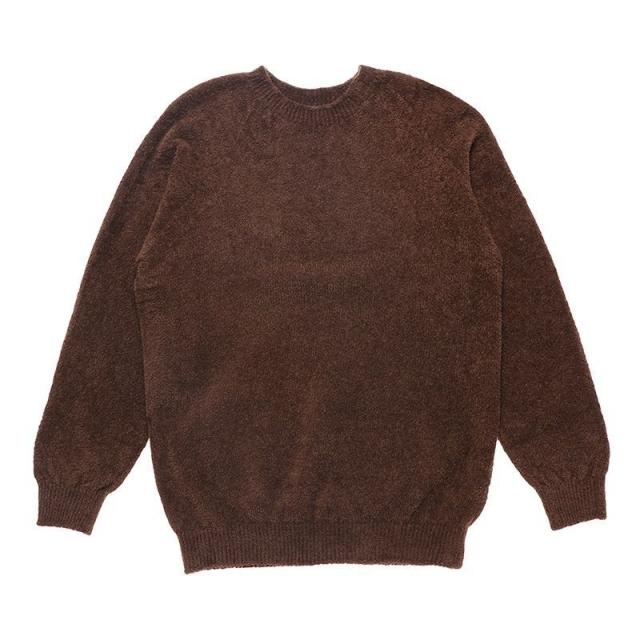 crepuscule クレプスキュール Cotton mole crew - 2003-005