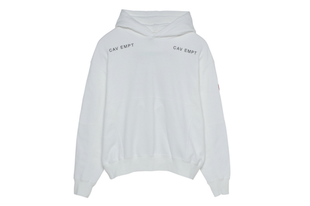 CE シーイー MD PURSUIT OF FORM HEAVY HOODY