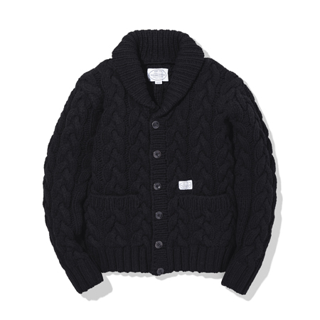NEIGHBORHOOD ネイバーフッド 2016AW FISHERMAN / W-CARDIGAN.LS