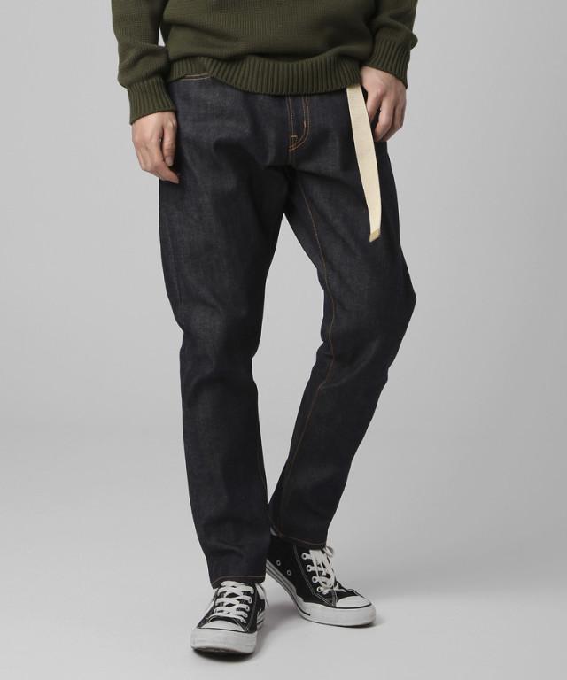 DENIM BY VANQUISH & FRAGMENT Rigid Tapered Denim Pants