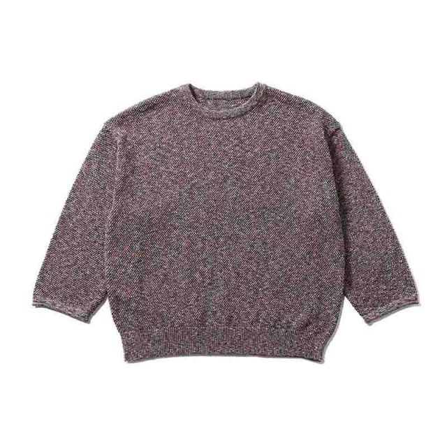 crepuscule クレプスキュール multicolor moss stitch