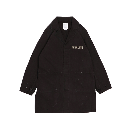 visvim ビズビム 2018AW PEERLESS SHOP COAT