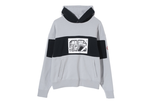 CE シーイー MD DOCUMENT HEAVY HOODY