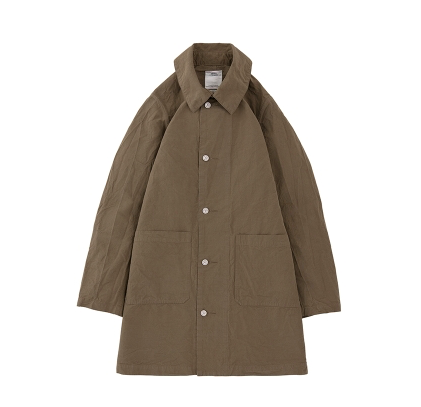 visvim ビズビム 2018AW GREASE MONKEY COAT (C/LI)