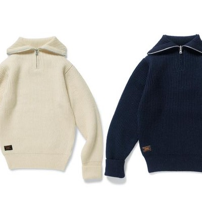 WTAPS ダブルタップス 2016AW COMMANDER / SWEATER. WOOL