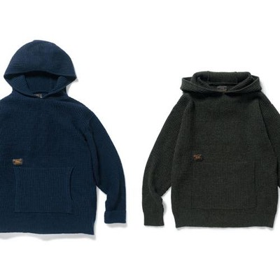 WTAPS ダブルタップス 2016AW UDT HOODED / SWEATER. NYWO