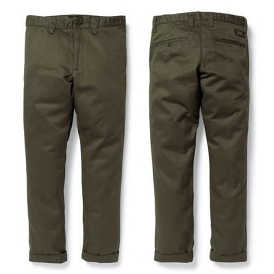 WTAPS ダブルタップス 2017SS KHAKI. TIGHT/TROUSERS.COTTON.CHINO