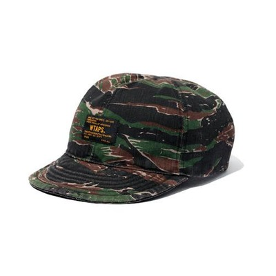 WTAPS ダブルタップス 2017SS A-3/CAP.COTTON.TWILL.TIGER STRIPE