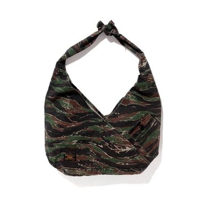 WTAPS ダブルタップス 2017SS PEP /BAG.COTTON.TWILL.TIGER STRIPE