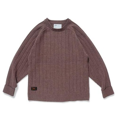 WTAPS ダブルタップス 2017AW DECK CREW/SWEATER.WOOL